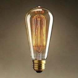 ST6419G40 Лампа Накаливания декор. 40Вт