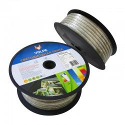 ULS-Q125 3528-60LED/m-10mm-IP67-220V-4,8W/m-50M-WW