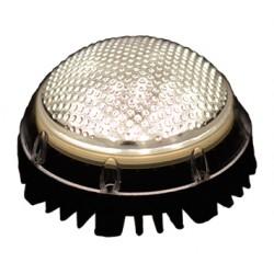 Светодиодный светильник STELLAR серии ЖКХ 7,5Вт 550Лм с акустическим датчиком