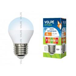 LED-G45-6W/NW/E27/FR/O картон