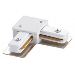 Соединитель для шинопроводов L-образный UBX-Q121 K21 WHITE 1 POLYBAG