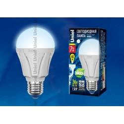 LED-A60-7W/NW/E27/FR/36V ALP01WH картон
