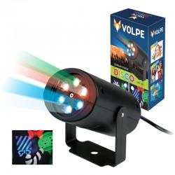 ULI-Q306 4W/RGB BLACK XMAS