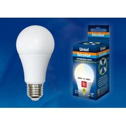 LED-A60-9W/WW+NW/E27/FR PLB01WH Лампа светодиодная