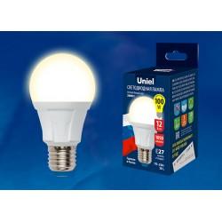 LED-A60 12W/WW/E27/FR PLP01WH Лампа светодиодная.