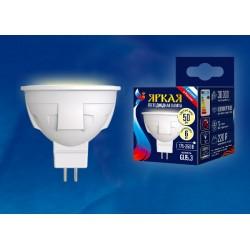 LED-JCDR 6W/WW/GU5.3/FR PLP01WH Лампа светодиодная.