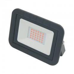 ULF-Q511 30W/RED IP65 220-240В BLACK Прожектор светодиодный.