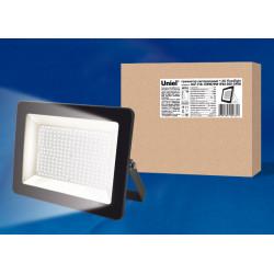 ULF-F18-150W/DW IP65 200-240В BLACK Прожектор светодиодный.