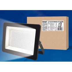 ULF-F18-200W/DW IP65 200-240В BLACK Прожектор светодиодный