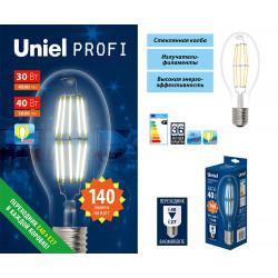 LED-ED90-40W/DW/E40/CL GLP05TR Лампа светодиодная