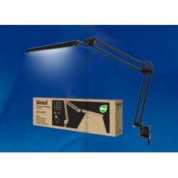 TLD-524 Black/LED/500Lm/4500K/Dimmer
