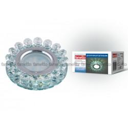 DLS-L102 GU5.3 CHROME/CLEAR